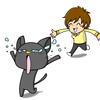 ねこぶくろ 子どもは大喜び!たくさんの猫と遊べる場所!