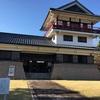 舟見城址館から眺める散居村【秋の入善めぐり・その4】