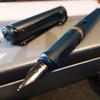 初心者用万年筆は、お値段もお手頃な「ラミーサファリ」が良いです