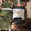 富士通 LIFEBOOK A553/GのHDD交換・SSD化・DVDドライブを交換する