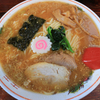 【食事】 むじゃき食堂@水戸 味噌ラーメン
