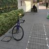 都会の自転車通勤には下見が必要