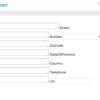 Djangoのテンプレートに、Bootstrapのform-groupやform-controlを設定できないとき