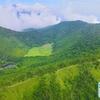黒姫山の七ツ池(長野県信濃)