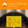 今日の顔年齢測定 86日目