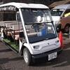 グリーンスローモビリティ・ヤマハAR-07公道走行仕様・添田町英彦山・実証実験
