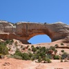 【Day5】アーチーズ国立公園があるモアブに向かうまでのドライブを楽しむ。~Wilson ArchやJeepの聖地など~