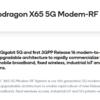 Snapdragon X65/X62は4nmで製造されている ~ 世界初の4nm製品に・Samsungが供給