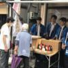 輪島高校の生徒の皆さんが今年度初の朝市での販売実習を開始!そして総合学科専用HPが開設されました!