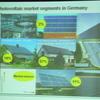 Inter Solar North America (4) ドイツでの太陽光発電