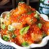 【レシピ】コストコサーモンで!贅沢いくらアボカドサーモン!