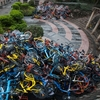 ジオフェンス駐輪場は、ライドシェア自転車問題を解決する切り札になるか