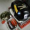 燃料タンク 脱水洗浄(ガソリンの放置劣化)