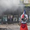 5月1日のパリのデモに参加:初めて催涙ガスを経験した日