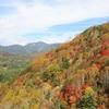 日光白根山で関東一早い紅葉を見る