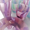 カラフルなガラス作品のポップアップ開催!