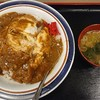 富士そばの変わり種メニュー!?カツカレーではないカレーカツ丼が美味かった!