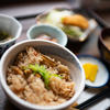ランチはバイ飯:魚津丸食堂