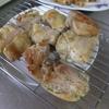 幸運な病のレシピ( 1891 )夜:鳥ジックリ炒め、魚唐揚げ、三角揚げ焼き、汁
