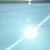 ☀️太陽と雲☁️