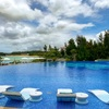 ハレクラニ沖縄に宿泊/ 誰もが楽しめるハワイアンビーチリゾート