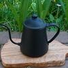 黒のコーヒーポットとカップはタブーなのか?