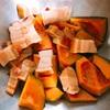 ホットクックでかぼちゃもサツマイモも絶品!調味料無しでも美味しいおかず