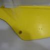 TS125RR 外装①プラスチックの表面劣化(白み)