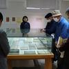 ギャラリートーク「江戸力―手錢家蔵書から見る出雲の文芸―」を開催しました