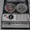1968年購入のオープン式テープレコーダーを点検
