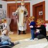 オーストリアでのローカルサンタクロース聖ニコラウスの日