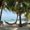 リゾートの広大なプールとビーチを満喫【フーコック旅行記 2021】