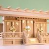 取り替えるなら良い神棚を選びたい 尾州桧で作る神棚三社シリーズ