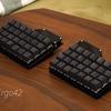 4x7 split keyboard Ergo42 をつくったときの失敗話