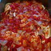 鶏胸肉ロースト トマトがけ