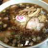 永福町・大勝軒の中華麺