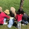 ヒツジのエサやりに子どもが大ハマリ! @信州白樺高原 長門牧場