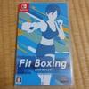 フィットボクシング 有酸素運動ができます。