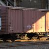 貨車の色にも「意味」があった【2】有蓋車・ワム80000の場合