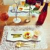 夫の誕生日のお祝いは手料理で☆おうちでフルコース作ってみた。