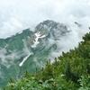 2013夏 南アルプス、北岳~間ノ岳(1)