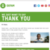 【断捨離】処分したい衝動とOxfam!