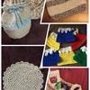 かぎ針編み作品展 2016