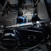 KZ550 プチカスタム パフォーマンスダンパー