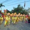 Lễ hội đền Trần Nam Định độc đáo nghi lễ rước nước, tế cá
