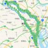 練馬から品川宿まで、古道を自転車で走ってみた