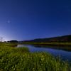 星景サルベージその87 河畔の春
