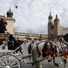 ポーランド旅行 クラクフ街歩き