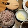 かきフライミックス定食を食べた。 (@ やよい軒 - @yayoiken_com in 豊島区, 東京都)