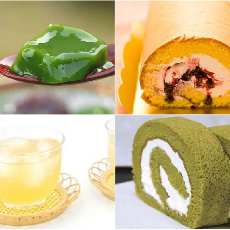 【WEBで買える】お茶の京都の初夏に食べたい爽やかスイーツ&ご当地ロールケーキ
